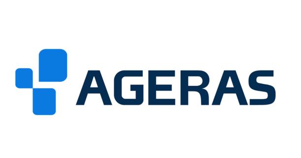 Ageras logotyp