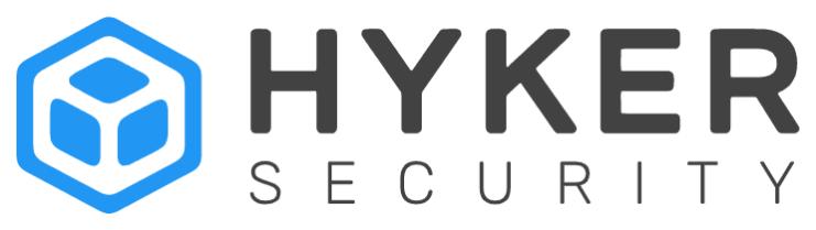 Hyker Security logotyp